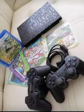 Vendo PS2 perfecto estado