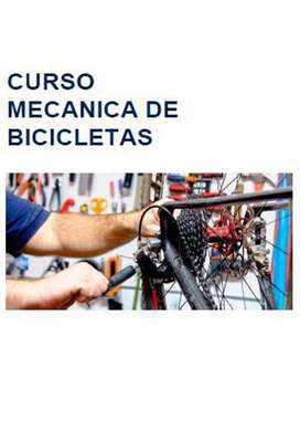 CURSO DIGITAL MECANICA DE VICICLETAS -PDF-NO FISICO