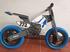 Bicicleta Sin Pedales - Bicibalance (marca: STKids)