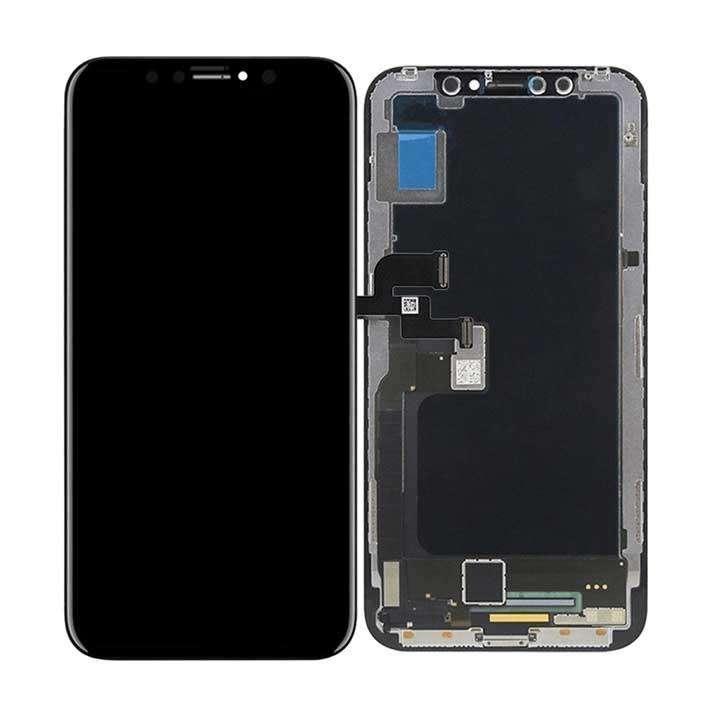Pantallas iPhone X Xs XR Xs Max 11 pro max instalado con garantía 0