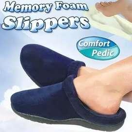 Pantuflas con suela Viscoelastica Memory Foam Slippers