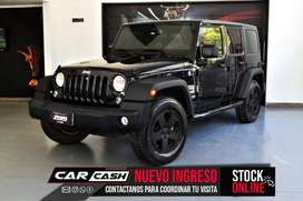 JEEP WRANGLER (JK) SPORT UNLIMITED 4X4 3.6 AT