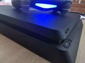 Vendo Sony Playstation 4 500GB Como Nuevo