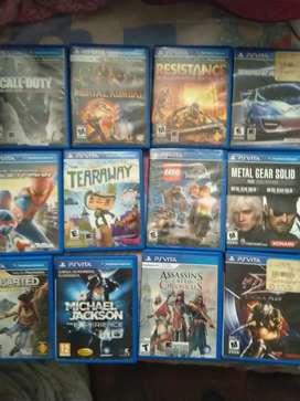 PS Vita juegos