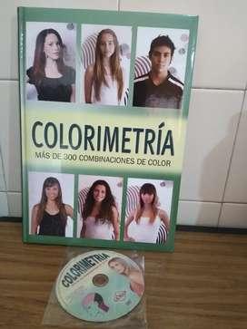Libro de colorimetria + cd