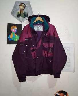 Jacket retro EVF