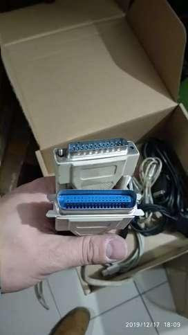 Cable para impresora bidireccional