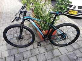 Bicicleta todo terreno excelente estado