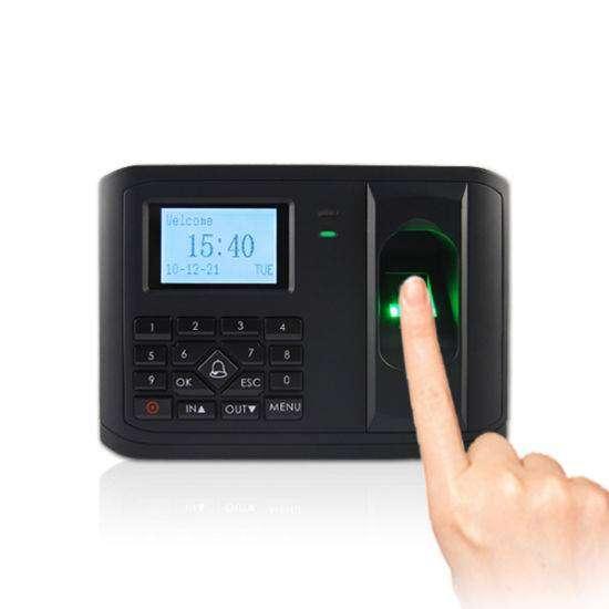 Control de Asistencia y/o Acceso Biometrico