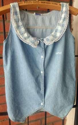 Camisa de Jeans Osh Kosh