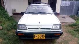 Chevrolet Sprint mod 1998 Inyección