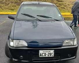 Se vende Ford Fiesta año 96 en Buenas condiciones documentos en regla.