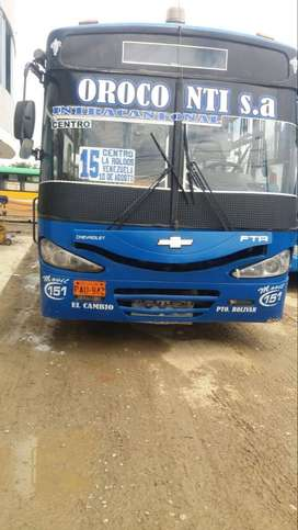 Vendo bus Machala