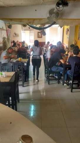 Vendo parqueadero restaurante muy bien ubicado pleno centro de Ibagué