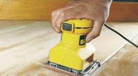Realizo trabajos de carpintería  y lacado de puertas ,pisos, clóset  etc e instalaciones  de los mismos .