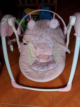 Columpio Bebesit niña