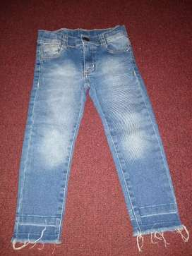 Jeans de mimo