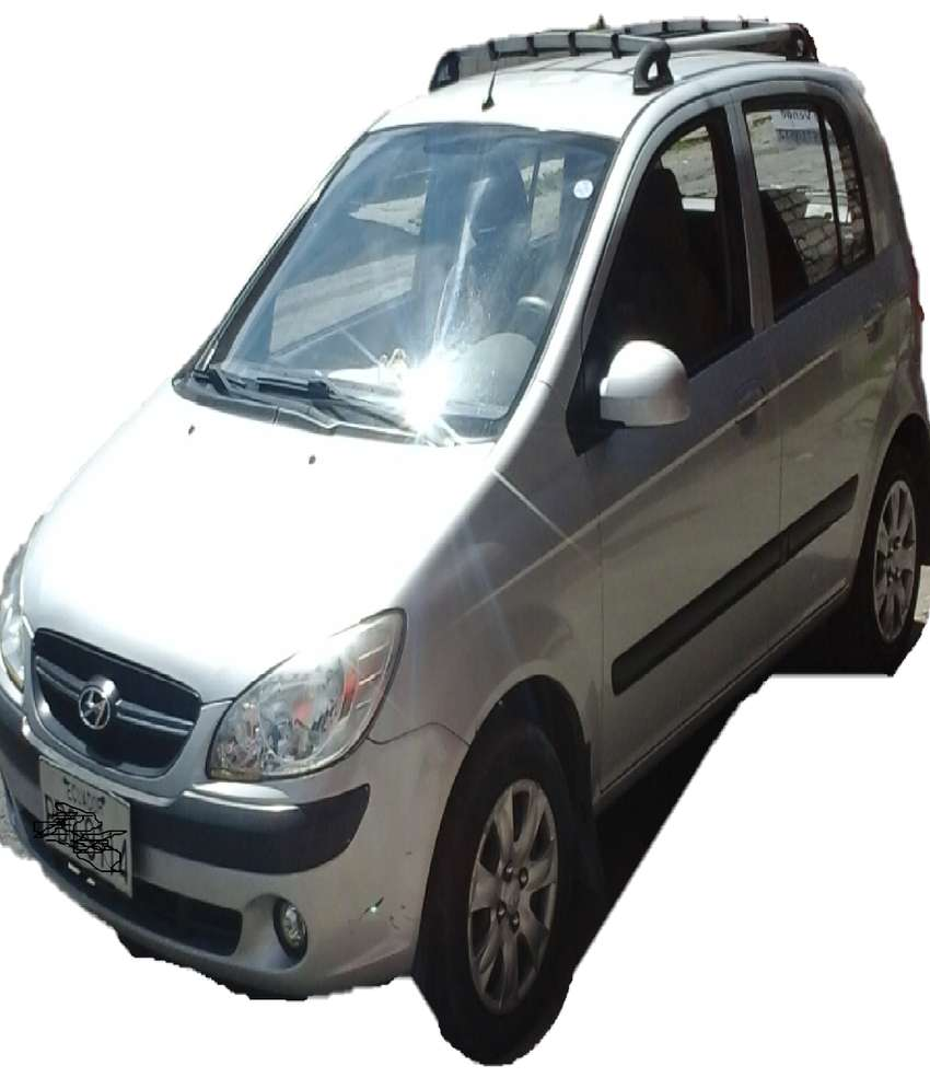 Se vende Hyundai Getz 2011 0