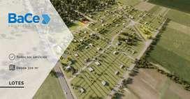 Barrio EcoTierra (Pueblo Esther) Loteos de 300 mts2 y mas (consultar)