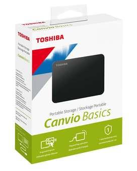 Disco Externo 2000Gb Toshiba