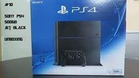 Ganga Vendo PS4 COn juegos y controles, buen estado unico dueño