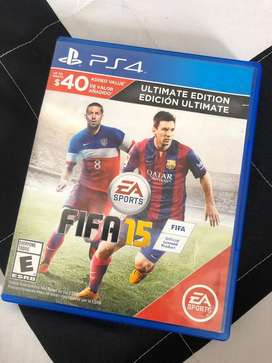 Se vende Fifa 15