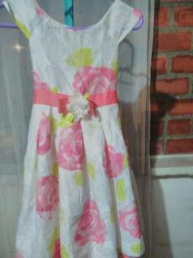 Hermoso Vestido Frances Ñiña de 5 a 6 Añ