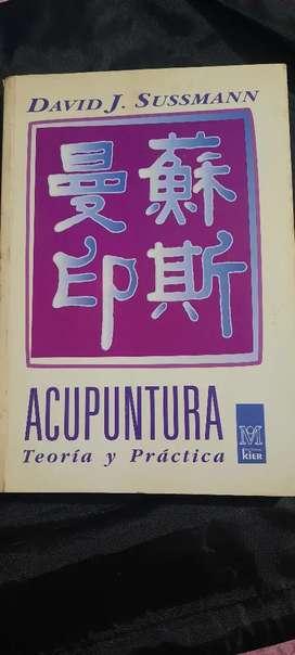 Acupuntura ,teoria y practica, libro original