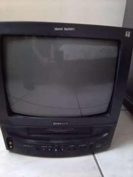Televisor de 14'' marca Samsung económico