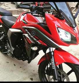 Yamaha fazer 2.0 inyectada