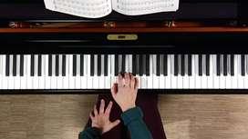 Clases de Piano Avanzadas