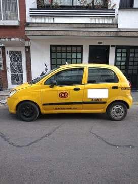 Vendo Taxi Chevrolet cronos con CUPO  en la ciudad de Bogotá