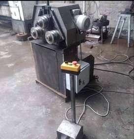 Dobladora, Roladoras de tol con motor cap. 2'' y 1 1/4
