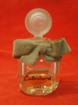 Frasco Perfume Cabochard De Gres Paris Colección