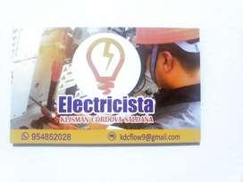 Servicios eléctricos y sistema drywall