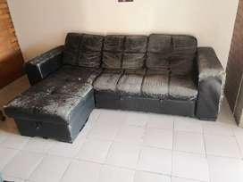 Sofá cama grande