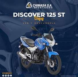 Discover 125 Bajaj