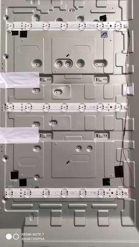 Vendo Kit Tiras Led Tv LG 43UM7300PDA 43UM7300