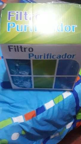 Se vende filtro purificador de agua