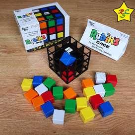 Jaula De Rubik Cubo Rubiks Cage Triqui 3d Destreza Mental
