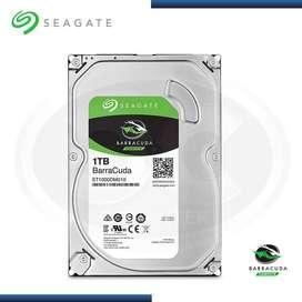 DISCO DURO 1 TERA SATA3 6GB/S 64MB SEAGATE PARA LAPTOP Y PC
