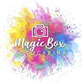 FOTOCABINA MAGIC BOX
