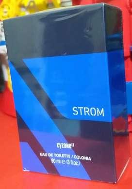 Perfume para Hombre Strom Esika Cyzone