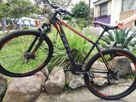 Bicicleta titan GW