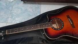 Guitarra electroacústica Fender T-Bucket-300 CE3TS