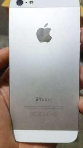 Iphone 5 en 30$ o cambio por algo que me interese