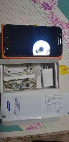 vendo permuto Samsung J7 nuevo con glas incluido en caja