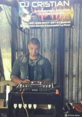 DJ CRISTIAN SONIDO E ILUMINACION