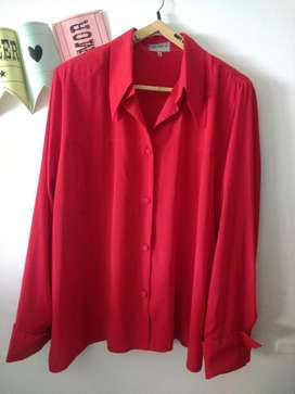 Camisa Roja Impecable