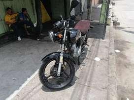 Yamaha Yb 125 año 2012
